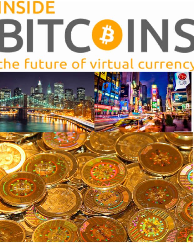 Op-ed - NYC's Inside Bitcoins Conference Attracting Leading Experts