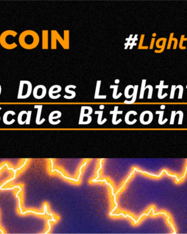 How Does Lightning Scale Bitcoin