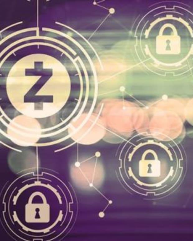 Zcash with locked nodes around it
