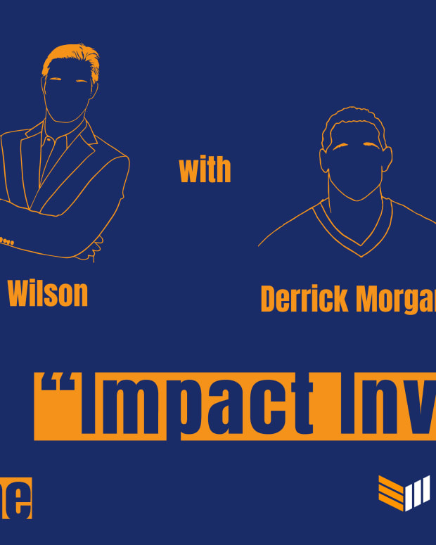 Former NFL player Derrick Morgan discusses impact investing, veganism and the long-term thinking of Bitcoin.
