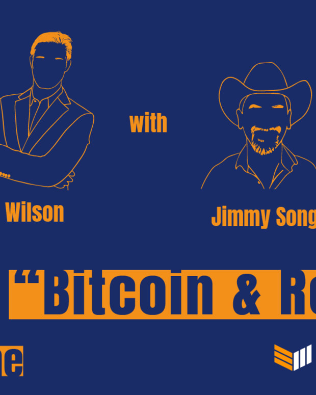 """Author Jimmy Song discusses his book """"Thank God For Bitcoin"""" and parellels between Bitcoin and Bible scripture."""