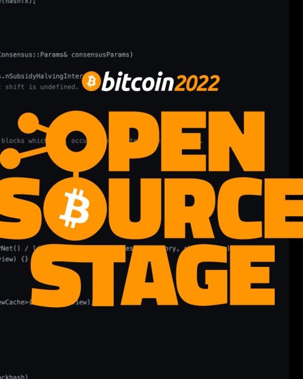 Promoted: The biggest event in Bitcoin history, Bitcoin 2022, is supporting Bitcoin's open-source community with a $1 million ticket giveaway.