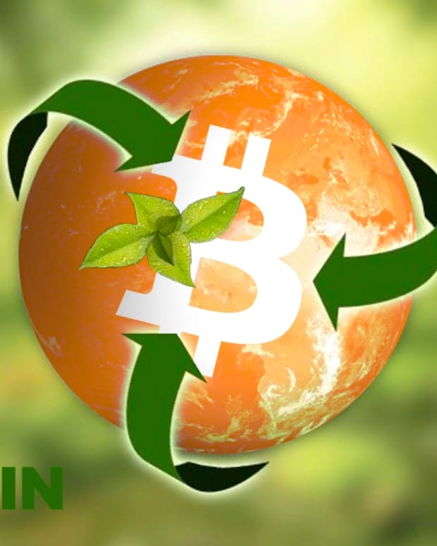 Bitcoin mining requires a significant amount of energy but it is also driving miners to renewable energy sources that help the Earth stay green.
