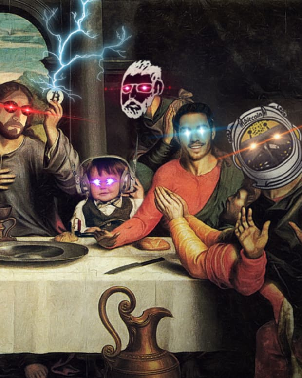 large chairforce laser eyes origins el salvador