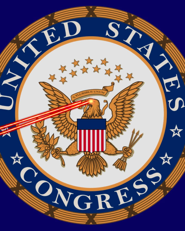 Some members of the U.S. Congress in the United States support Bitcoin.