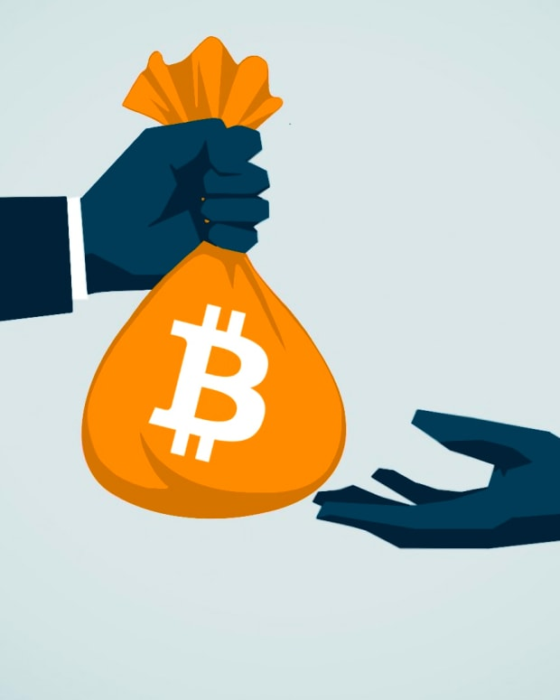 Bitcoin donations and grants involve one group gifting another with BTC to support their work.