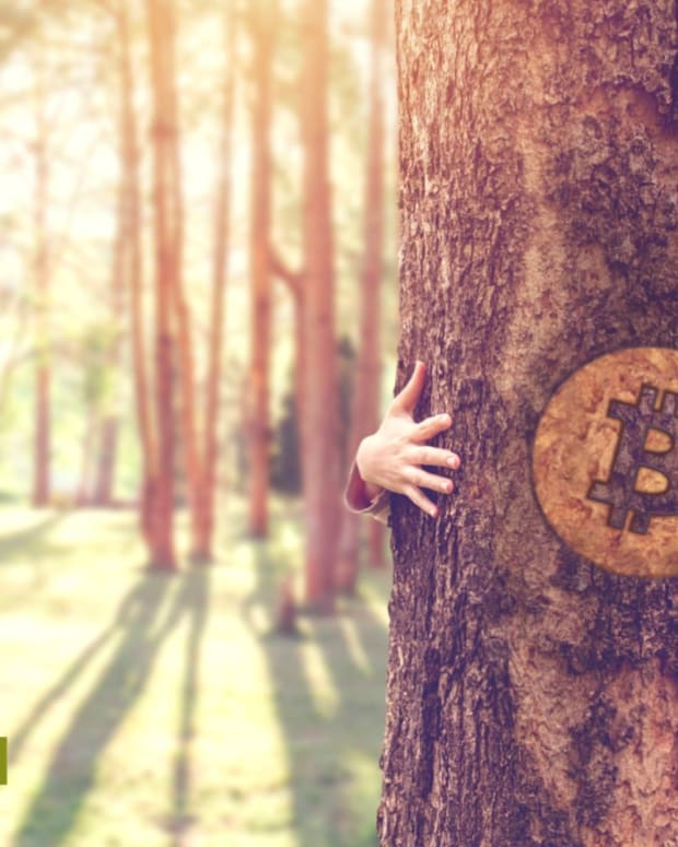 Bitcoin carbon emissions are criticized, but bitcoin mining is actually a way to incentivize clean, green, environmentally friendly energy use.