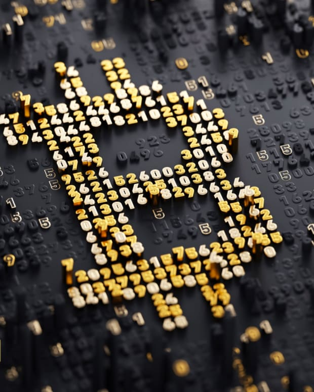 Bitcoin is ultimately an open-source software code run by nodes and computers.