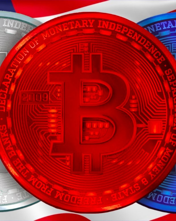 Bitcoin Magazine Bitcoin And The American Idea Alex Gladstein