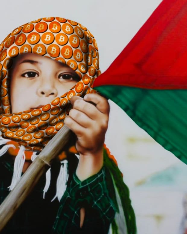 Bitcoin gives Palestinians a powerful avenue for peaceful protest, and the opportunity to find sovereignty among oppressive economic policies.