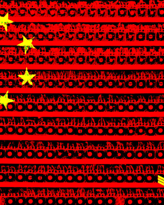 China decided to ban bitcoin mining, effectively regulating the industry to nothing.