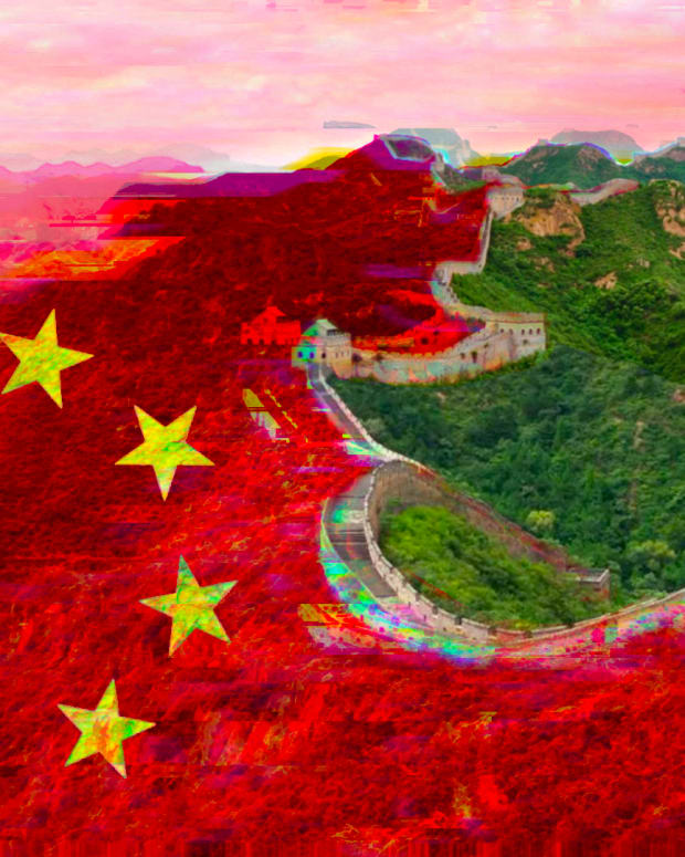 The Great Wall is a cultural icon of china, who often bans bitcoin.