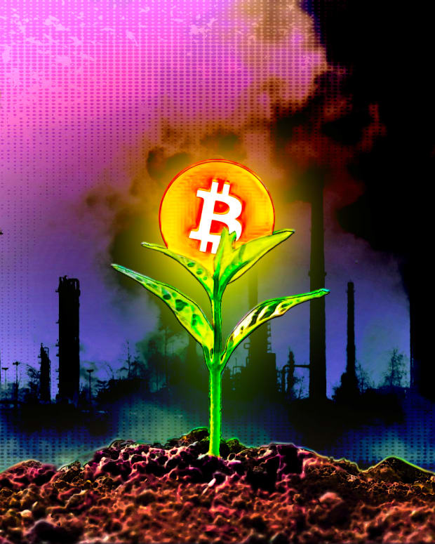 Bitcoin's Energy Use Compared To Other Major Industries