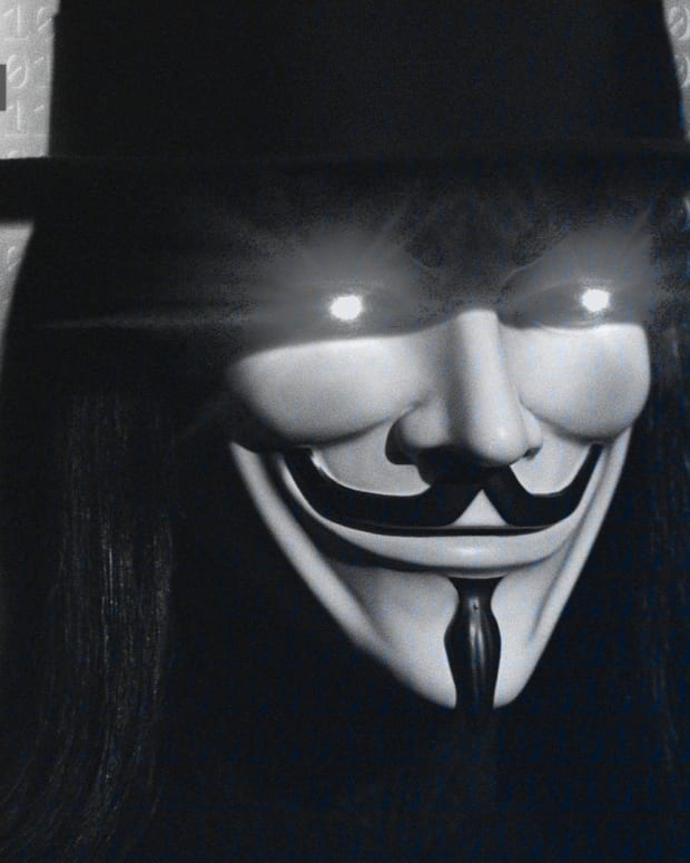 Satoshi and anonymous bitcoiners maintain their privacy and security through cryptography.