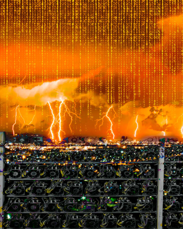 Lightning is the future for bitcoin technical operation and cryptography.