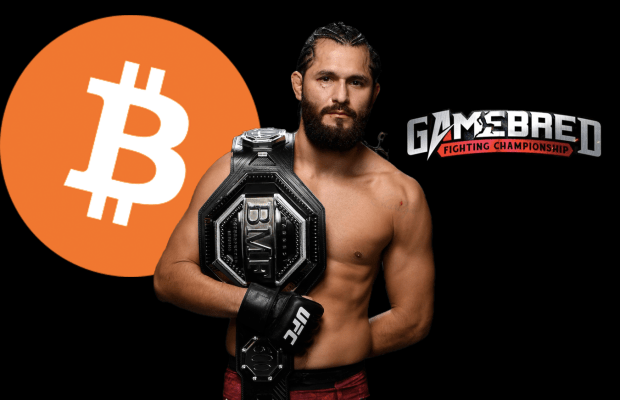 MMA Legend Jorge Masvidal Becomes First Promoter To Award Fighters Bitcoin