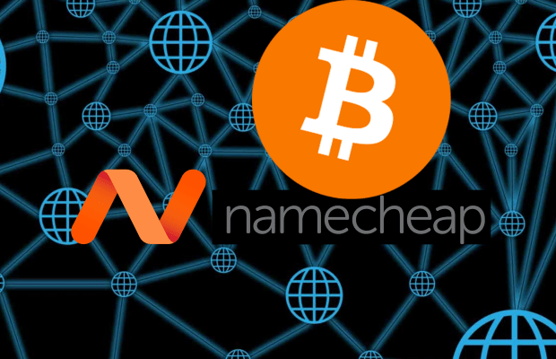 Domain Name Giant Namecheap Now Accepts Bitcoin