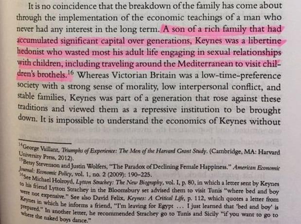 Keynesianism Benefits Money Printers, Not The Rest Of Us