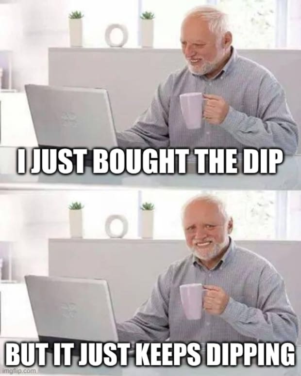 Dip Drama: Three Lessons The Bitcoin Dip Can Teach You About Relationships