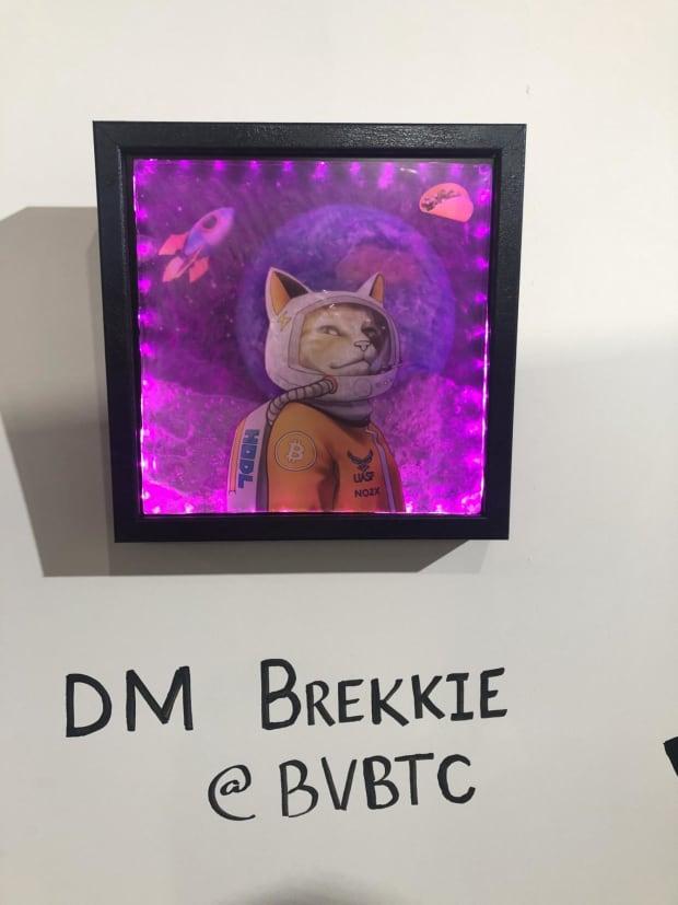 Bitcoin Artwork Will Make Your Life Beautiful