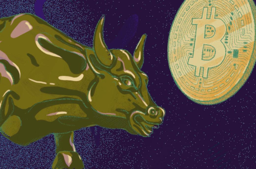 In Bullish Report, Bloomberg Predicts $400,000 Bitcoin Price In 2021