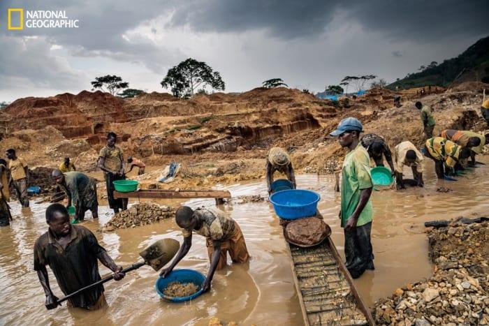 gold mining in africa environmental impact