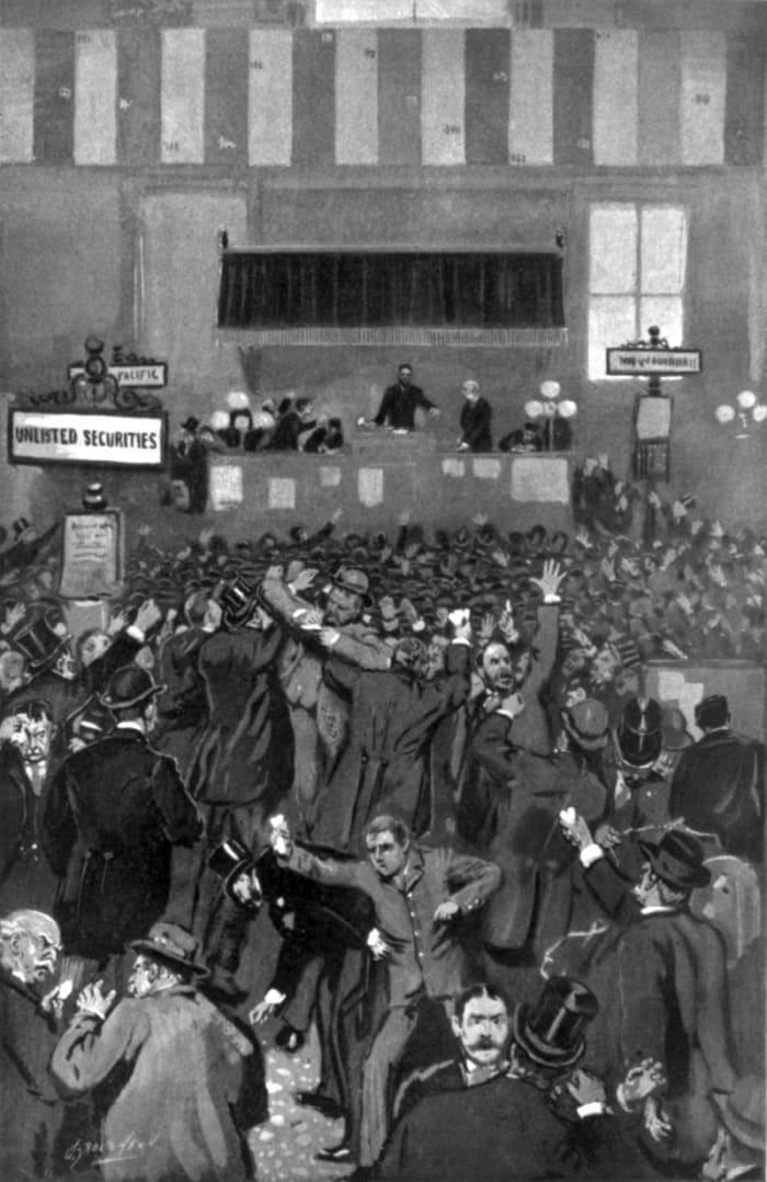 panic of 1893 stock market crash