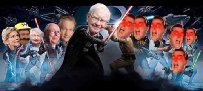 meme chad capital star wars