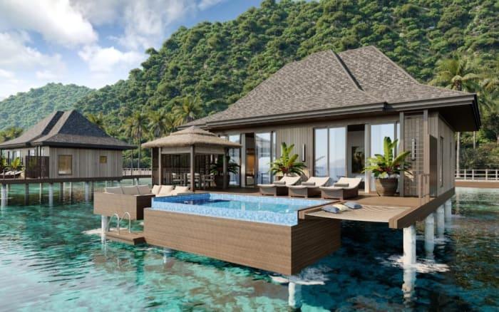pavillion hotels islands paradise