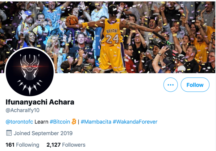 Toronto FC forward Ifunanyachi Achara is converting part of his pro soccer salary to bitcoin and sending BTC remittances to family in Nigeria.