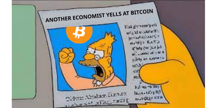 Mainstream economists are renowned for bashing on Bitcoin. Anthropologists, on the other hand, are becoming more interested in it. Why?