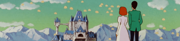 The secret treasure of the Cagliostro Castle is revealed to the world.