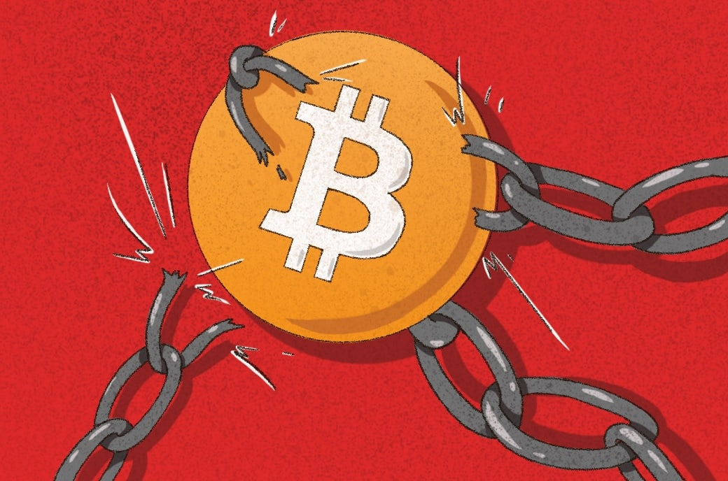 Bitcoin: Our Only Hope To Separate Money From State