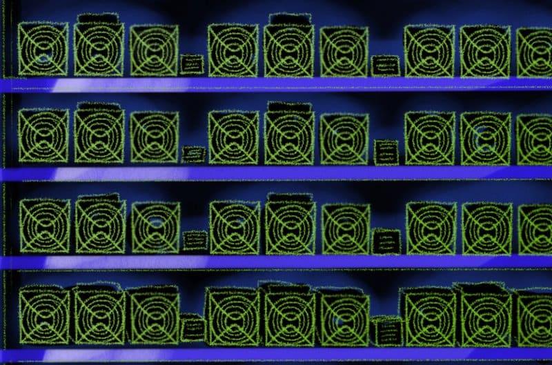 Gryphon Buys 7,200 Bitcoin Miners