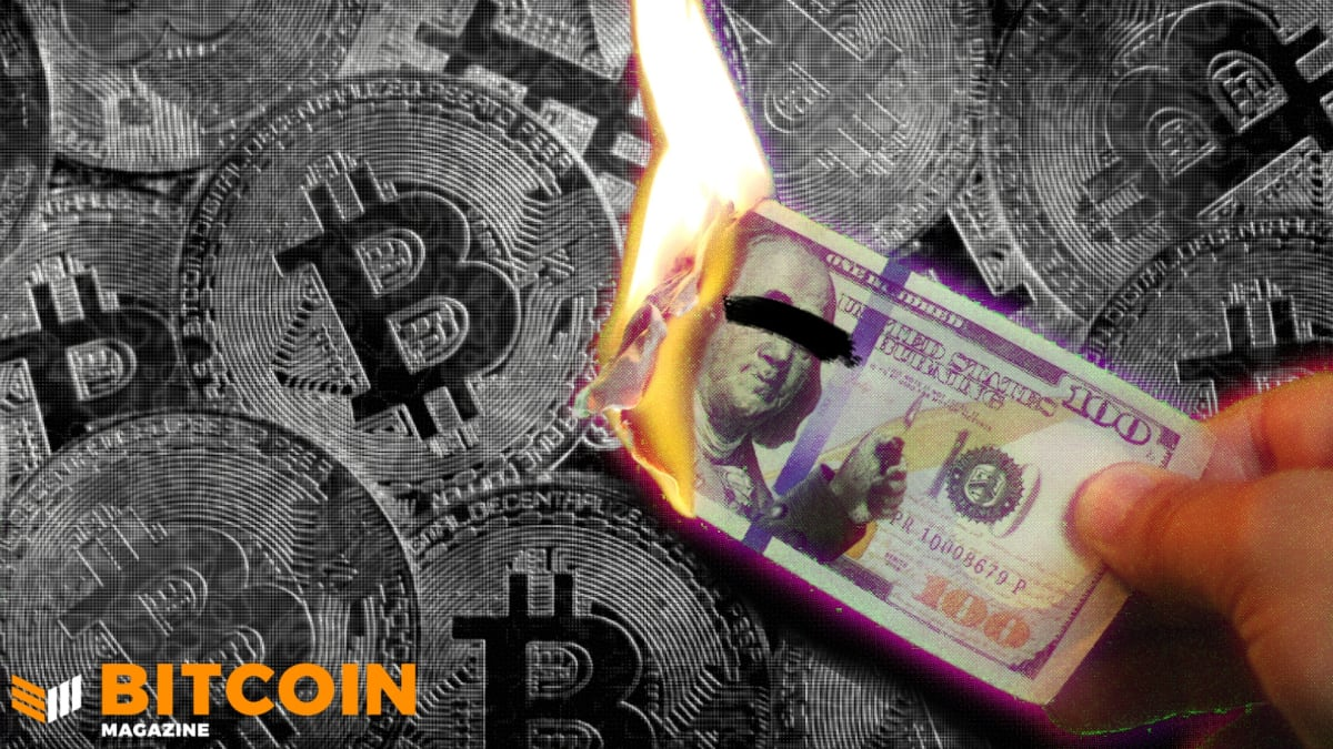 If You Don't Buy Bitcoin, You Can't Be Rich