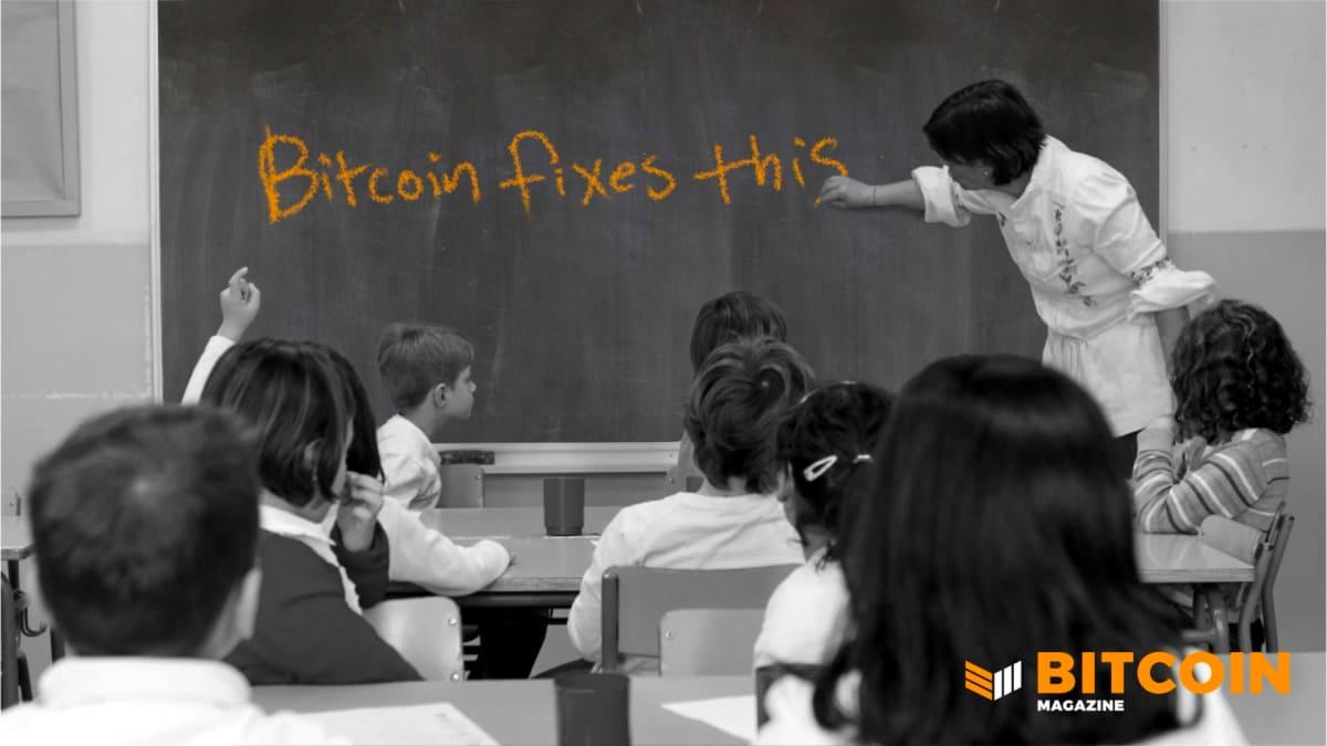 Teaching Financial Literacy In Bitcoin