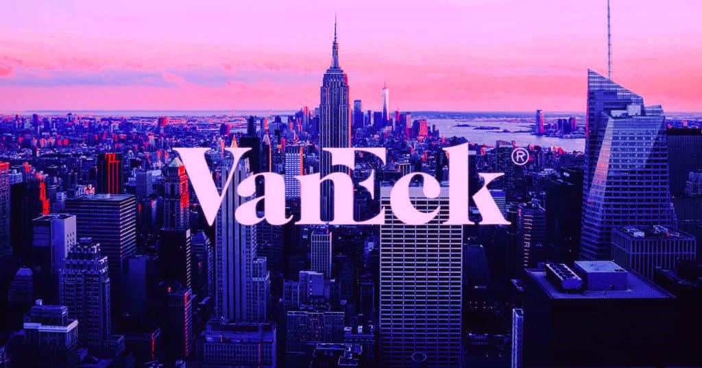 Financial Giant VanEck Files For A Bitcoin Futures ETF