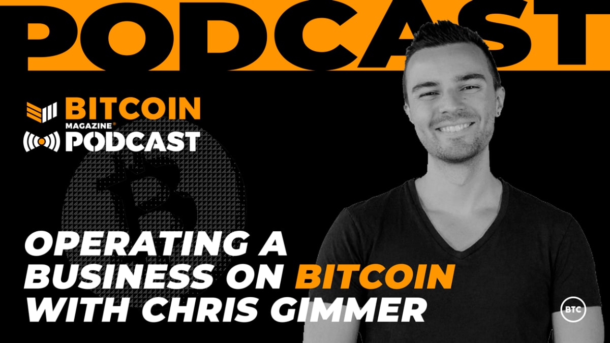 Operating A Business On Bitcoin