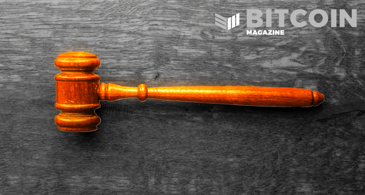 Bitcoin Infrastructure Bill Politics - Bitcoin Magazine: Bitcoin News, Articles, Charts, and Guides