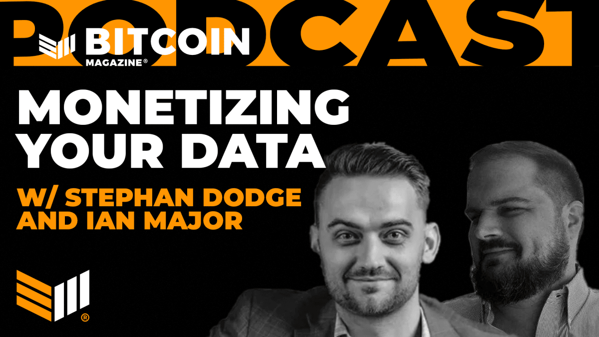 Monetizing Your Own Data With Bitcoin