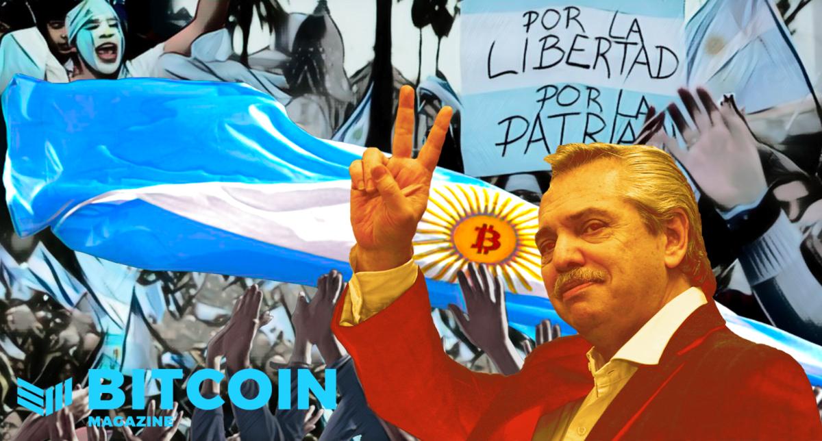Alberto Fernandez, President of Argentina Open To Adopting Bitcoin As Legal Tender