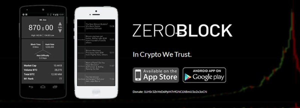 Op-ed - ZeroBlock Bitcoin App Now Available on Android Devices