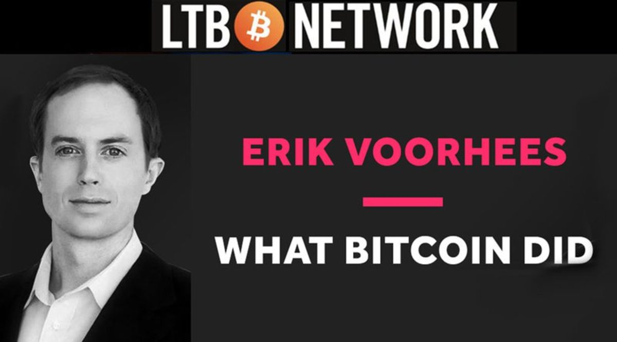 Adoption & community - How to Slow Down a Startup: Erik Voorhees' Hard Lesson