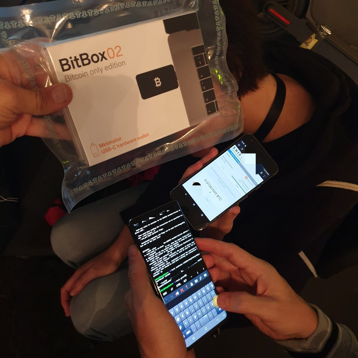 The BitBox02 joins the club of bitcoin-only hardware wallets. Source: Twitter
