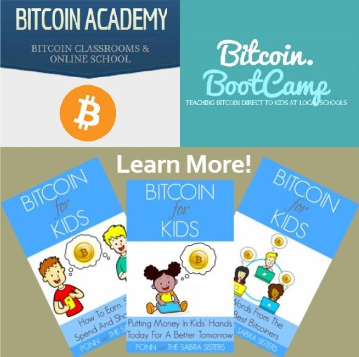 Op-ed - Teaching Bitcoin in Schools – The Bitcoin Academy