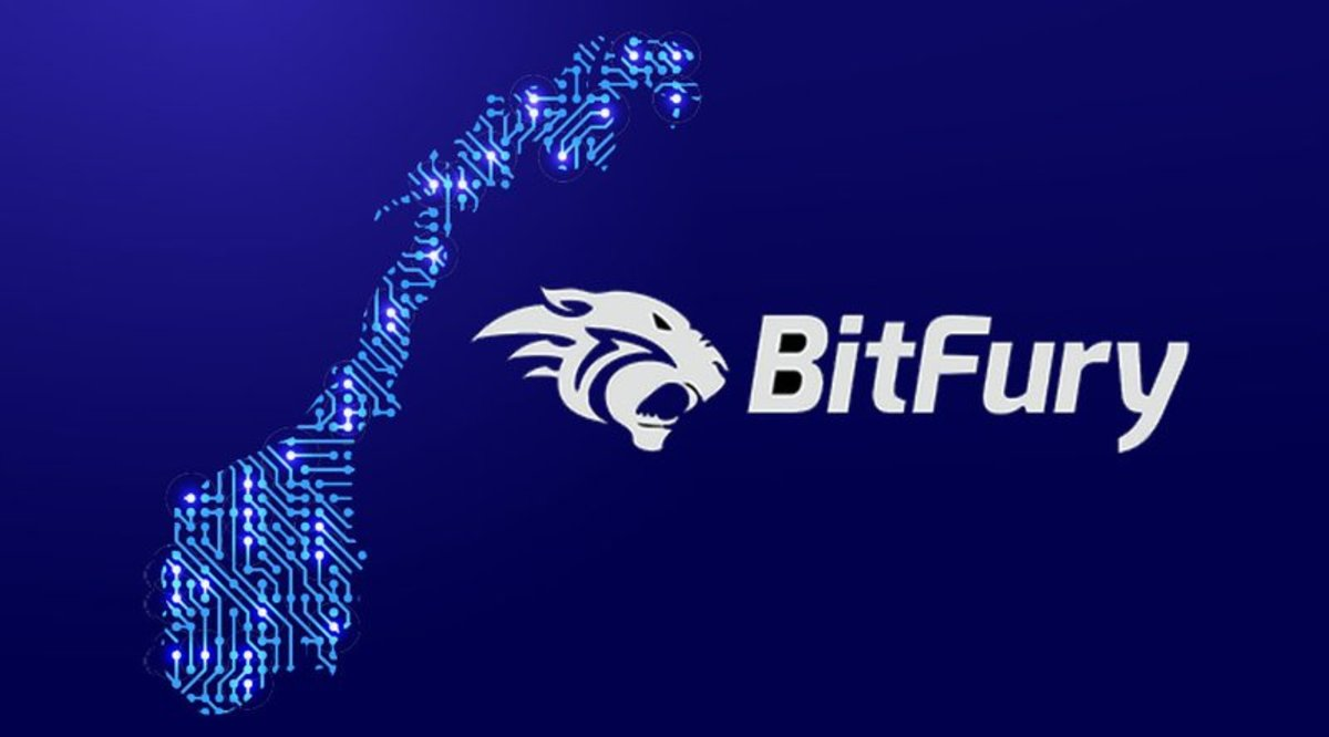 Mining - Bitfury Expands to Norway With $35 Million Bitcoin Data Center