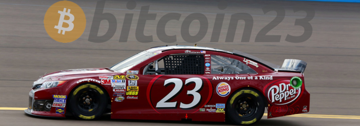 Op-ed - NASCAR Sprint Cup Driver Alex Bowman Embraces Bitcoin and Announces Support for Bitcoin Crowdfunding Effort
