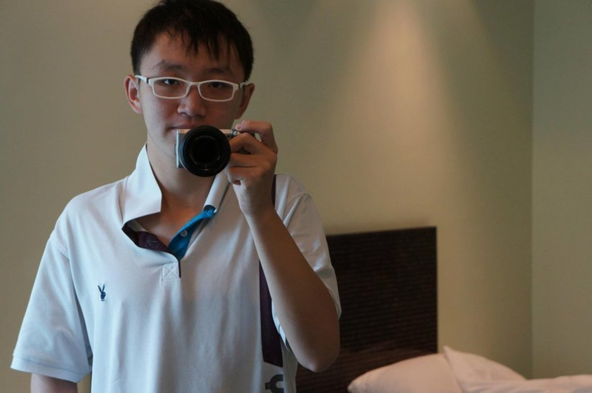 Op-ed - 10 Questions with Zhou Tong