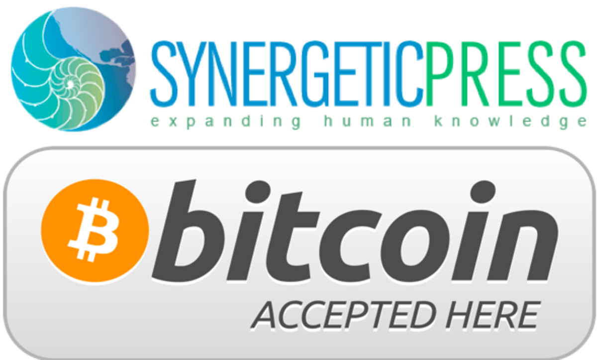 Op-ed - Synergetic Press: First Publisher to Accept Bitcoin