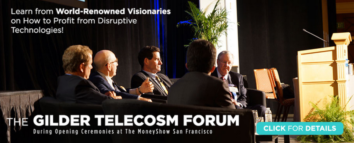 Op-ed - The MoneyShow San Francisco – Where Informed Investors Discover Tomorrow's Unique Growth & Income Investments Today!